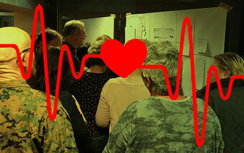 hartslag, hartbeat voor de zorg