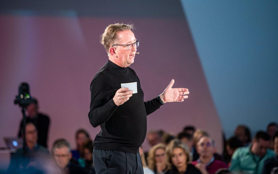 Keynote Mobile Healthcare: Een pats maar ook een oplossingsrichting